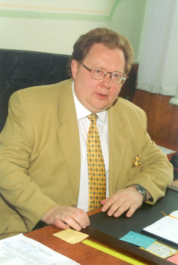 """А.Д. Калмыков. Генеральный директор компании """"Росгосцирк"""""""