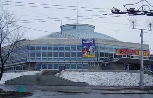 Кемеровский  государственный цирк