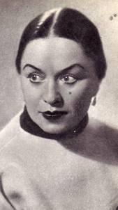 Воздушная гимнастка Раиса Немчинская