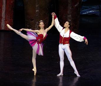 «Щелкунчик» - романтичная новогодняя сказка «Кремлевского балета»