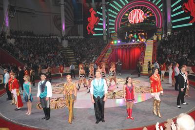 Московский цирк Никулина представил  премьеру новой программы «НА БИС!»