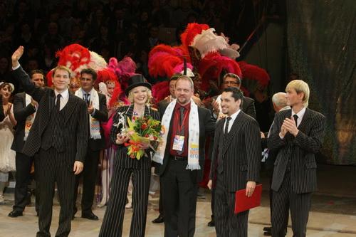 международный фестиваль циркового искусства в Ижевске