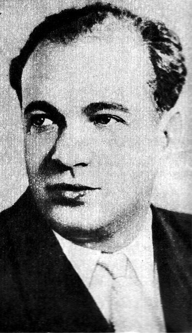 Александр Блехман