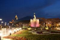 Международный фестиваль циркового искусства «Эхо Азии» в цирке  города Астаны с 1 по 8 июля 2013 года.