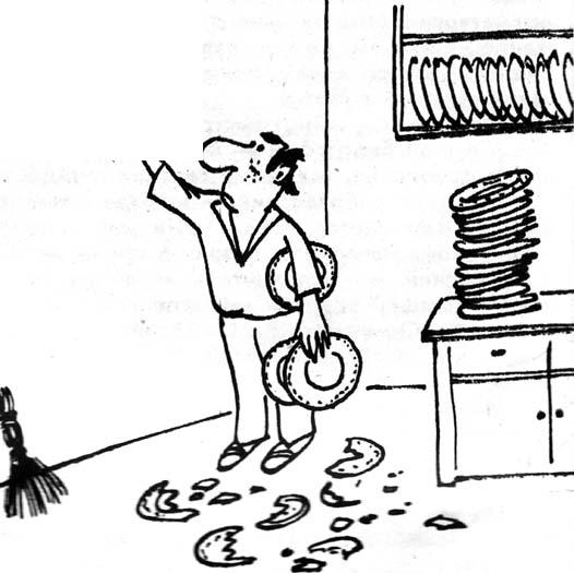 Карикатуры Александра Алешичева
