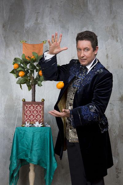 Мастер магии Юрий Сергиенко