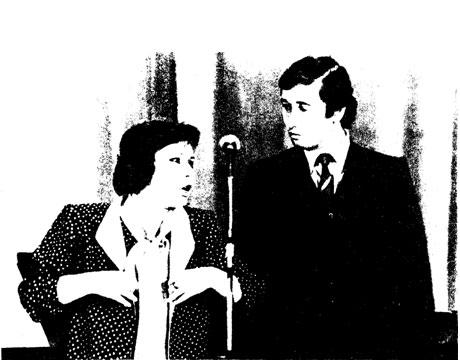 Валентина Коркина, Виктор Остроухов