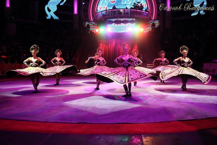 12 Московский международный молодёжный фестиваль-конкурс циркового искусства