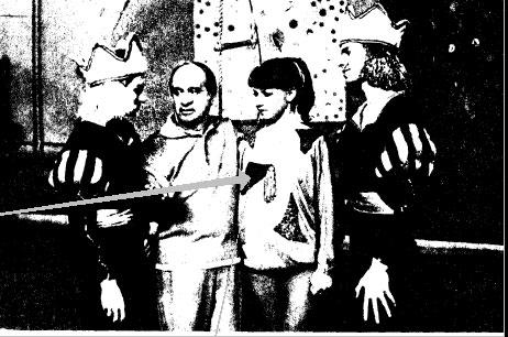 ЛЕОНИД ШВАЧКИН со своими учениками. ФОТО A. ШИБАНОВА