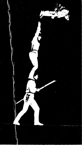 Фрагмент номера «Цовкра» под руководством РАСУЛА АГАЕВА