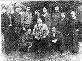 Встреча с Иваном Заикиным в 1947 году