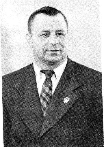 Александр Мазур борец чемпион мира 1955 года