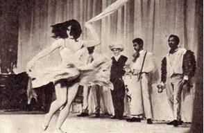 Танцует   Гитана