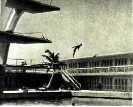 Бассейн отеля «Ривьера»