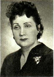 Тамара Михайловна Гринье - артистка, композитор