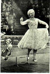 Елизавета  Золотова - дрессировщица собак