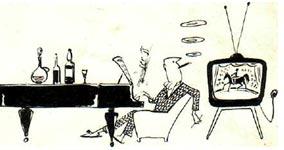 Рисунок Г. и В. Караваевых