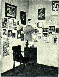 Президент Международной федерации цирка г-н Гейно Зайтлер является владельцем музея клоунского искусства.