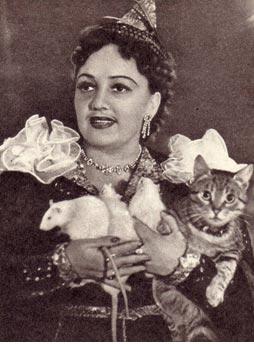 Тереза Васильевна Дурова 1963 г.