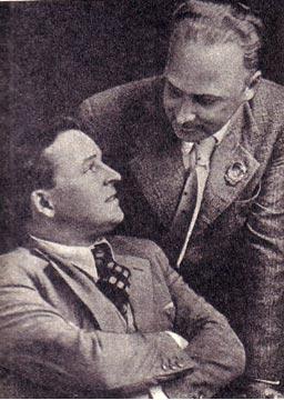 Евгений Кузнецов и В. Г. Дуров