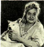 В апреле 1963 г. Елене Робертовне Дуровой исполнилось девяносто лет.