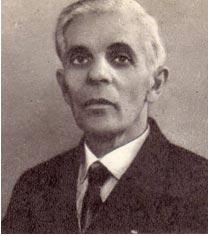 Артист русского и советского цирка Александр Иосифович Сосин