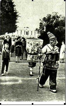 Участники пятого Дня эстрады 1963 г