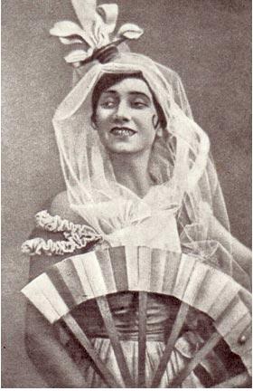 «Жирофле-Жирофля» Алиса КООНЕН, народная   артистка   РСФСР