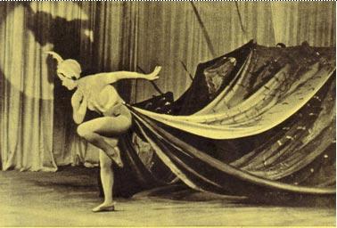 «В ритмах танца». Вечер хореографических новелл. Алла Ким