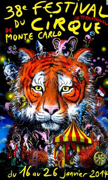 Триумф Российского цирка на фестивале в Монте-Карло