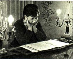 Народная артистка РСФСР Клавдия Ивановна Шульженк