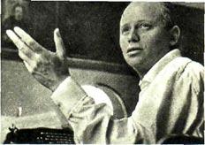 Писатель-сатирик Я. А. Костюковский