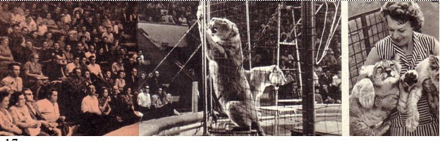 И. Бугримова и ее питомцы 1963 г