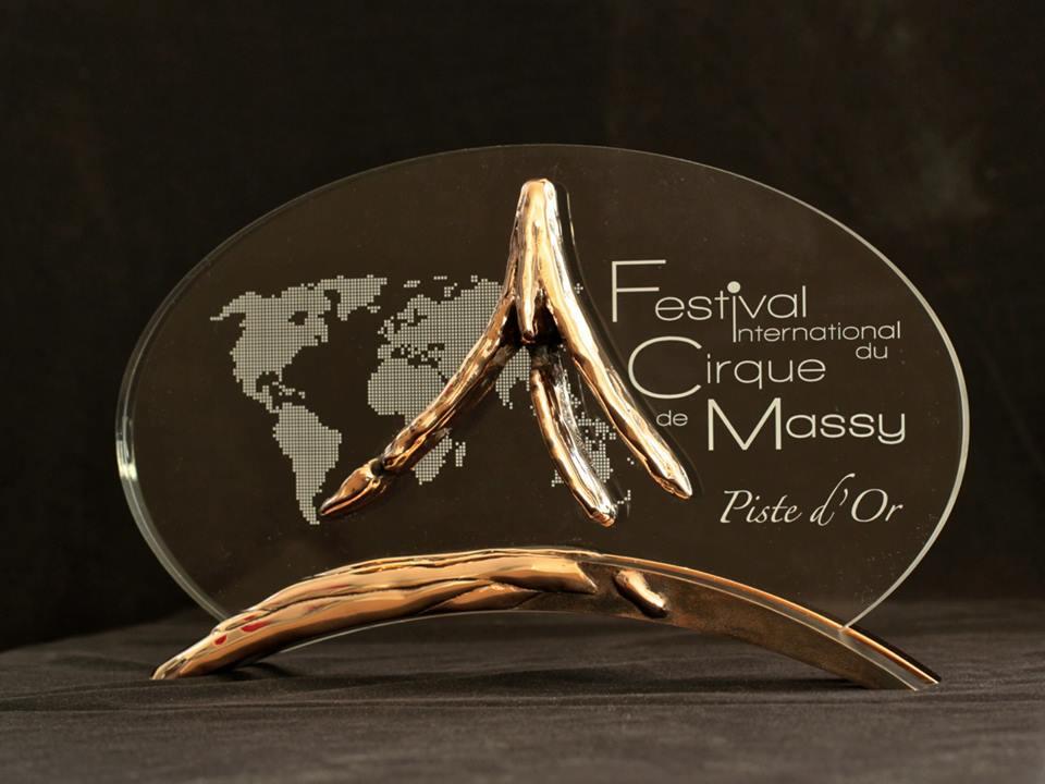 Российские артисты цирка завоевали золотые награды на фестивале в Масси