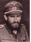 К. К. Попов в форме словацкой армии