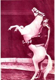 Б. Манжелли в роли Гирея. Фото Ф. Бернадского