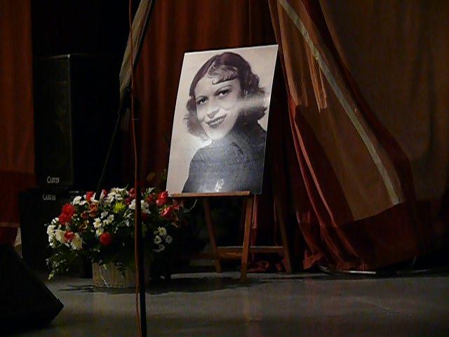 Вечер памяти великой артистки цирка И. Бугримовой в ЦДРИ