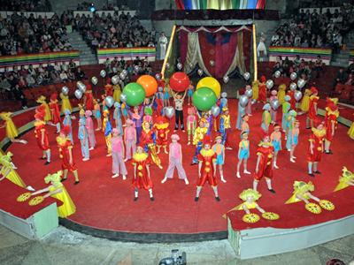5 Цирковой  естиваль в Перми