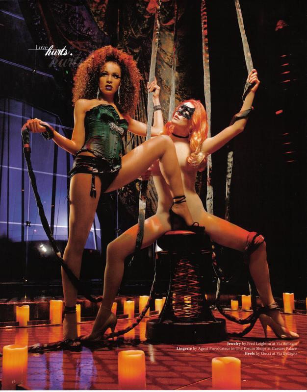 эротическое шоу негритянок на сцене и в цирке люда