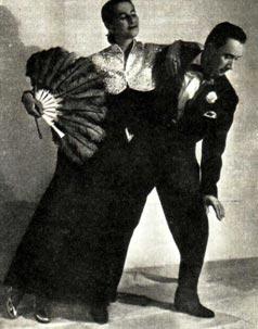 Каждое выступление Т. ЛЕМАН и С. РУСАНОВА – это премьера маленького иллюзионного спектакля