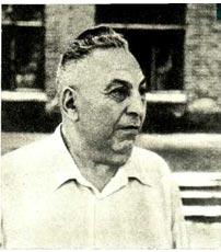 Борец Гусейн Хашимович Хашимов