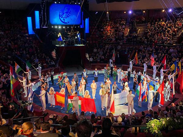 Итоги 13-го Международного фестиваля циркового искусства в Будапеште