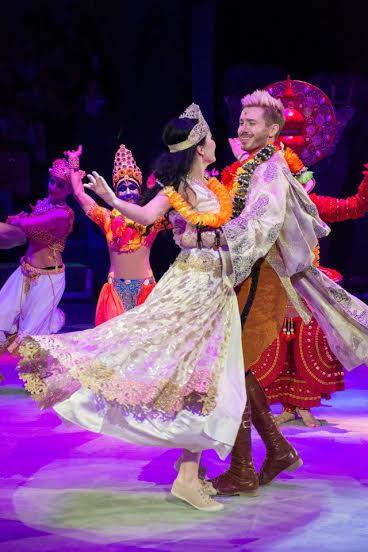 В Туле впервые покажут Шоу «ИНДИ РА» династии Корниловых