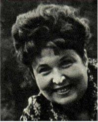 Галина Иосифовна Серебрякова
