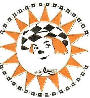 Оформление манежа для клоунского обозрения «Лечение смехом» с участием О. Попова