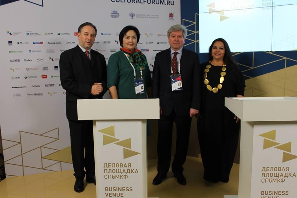 Росгосцирк подписал соглашения о сотрудничестве