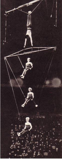 оздушные гимнасты Зиньковские