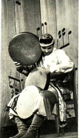 Заслуженный артист Таджикской ССР Алла Аллаев