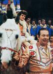 В первом ряду Николай Леонидович Ольховиков и один из сынов, на лошади.jpg