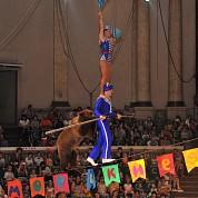 В Ростовском цирке аншлаг
